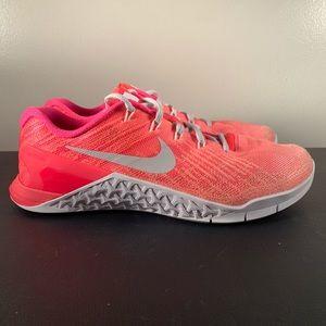 Nike Metcon 3 Training Shoes Women's Size 8.5